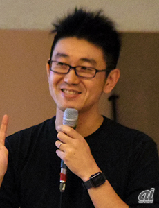 LIFULL LIFULL HOME'S事業本部 技術開発部 基盤開発ユニット プラットフォームグループの鈴木健太郎氏
