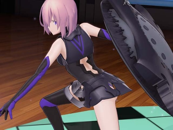 PS VR向け「Fate/Grand Order VR feat.マシュ・キリエライト」の無料配信が開始