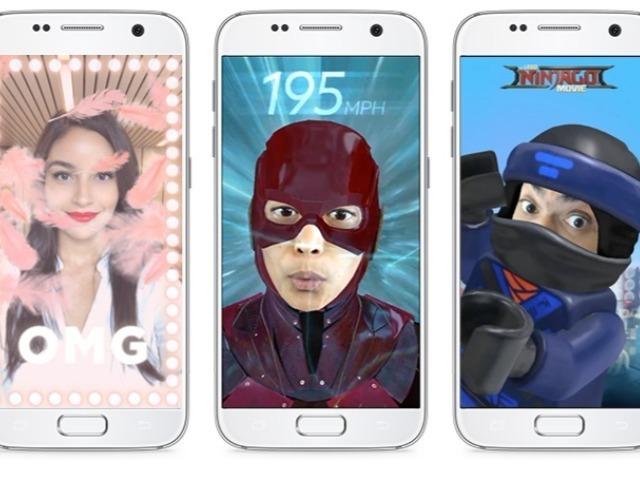 Facebook、AR機能「World Effects」を「Messenger」に追加へ