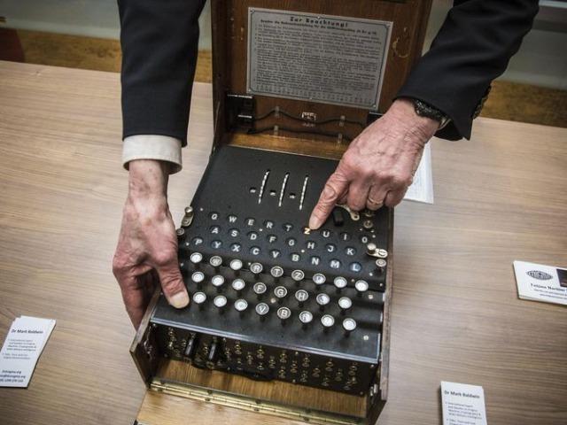 ナチスの暗号機「エニグマ」誕生から100年--解読までの道のり