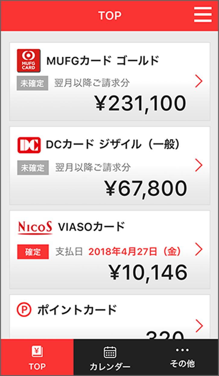 三菱 ufj カード