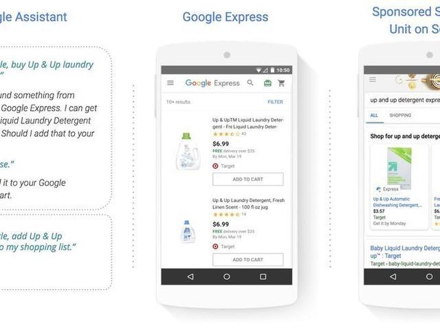 グーグル、検索した商品を購入しやすくする「Shopping Actions」プログラムを発表