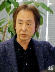 アスカネット代表取締役社長兼CEOの福田幸雄氏