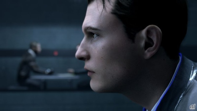 「Detroit: Become Human」日本限定の新トレーラー