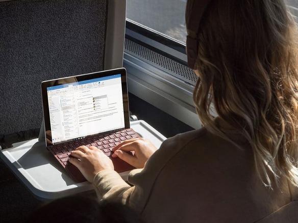マイクロソフトは「Surface Go」で何を狙うのか--低価格モデルの理由を ...