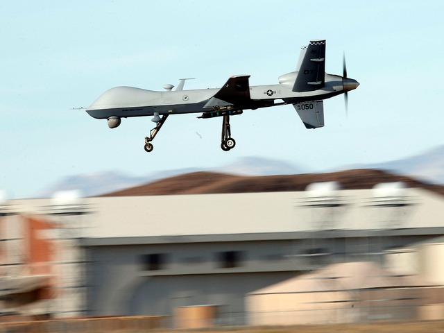 米空軍のドローンに関する情報がダークウェブで販売?