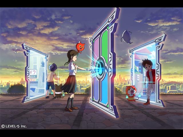レベルファイブ、シリーズ最新作「妖怪ウォッチ4」をNintendo Switch向けに発売