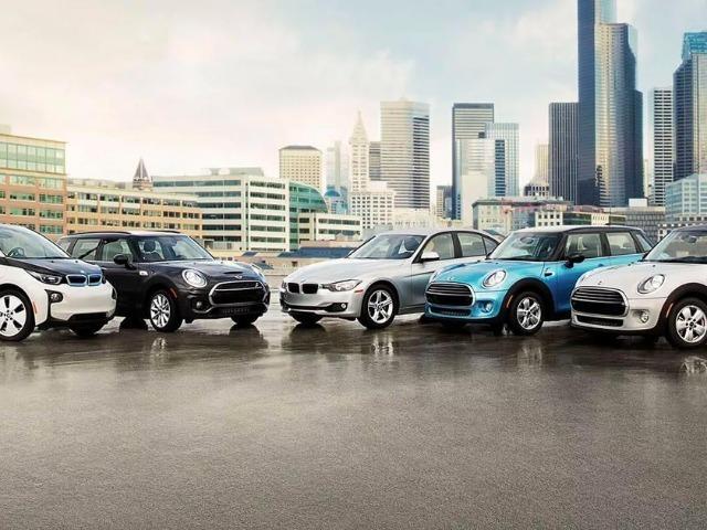 BMW、カーシェアと配車サービスを1つのアプリで提供