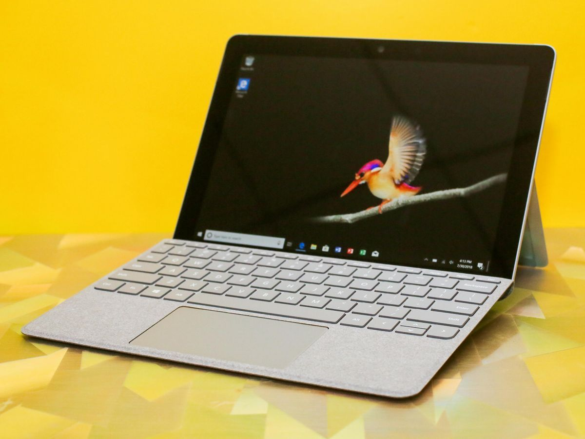 「Surface Go」レビュー