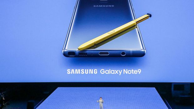 Samsung Unpacked 2018 Galaxy Note9発表イベント
