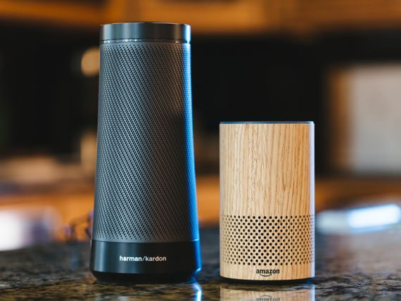 「Harman Kardon Invoke」スピーカー 提供:Tyler Lizenby/CNET