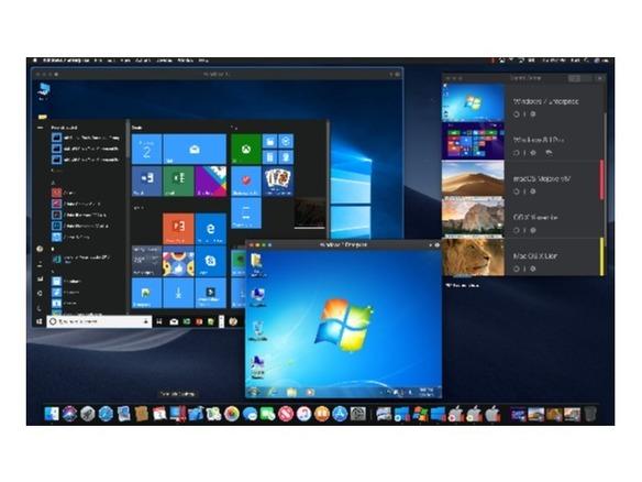 パラレルス macos mojave対応の parallels desktop 14 for mac