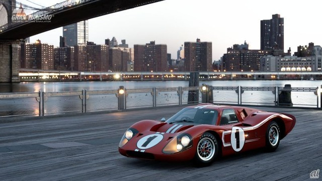 フォードMark IV Race Car '67