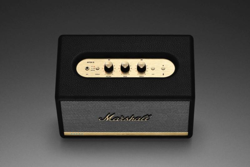 マーシャル、ギターアンプ風スマートスピーカ発売へ--まずAmazon対応 ...