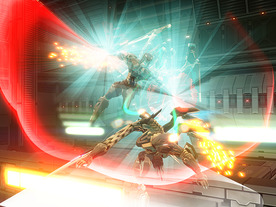 KONAMI、4KやVR対応の「ANUBIS ZONE OF THE ENDERS : M∀RS」を発売