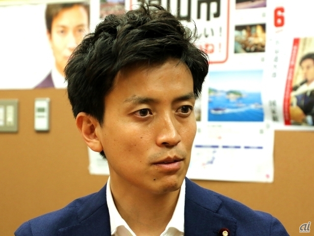 人とテクノロジを信じて政治家・小林史明氏が挑む「日本のアップデート ...