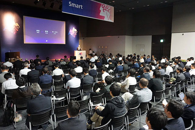 「Synology 2019 Tokyo」の会場の様子