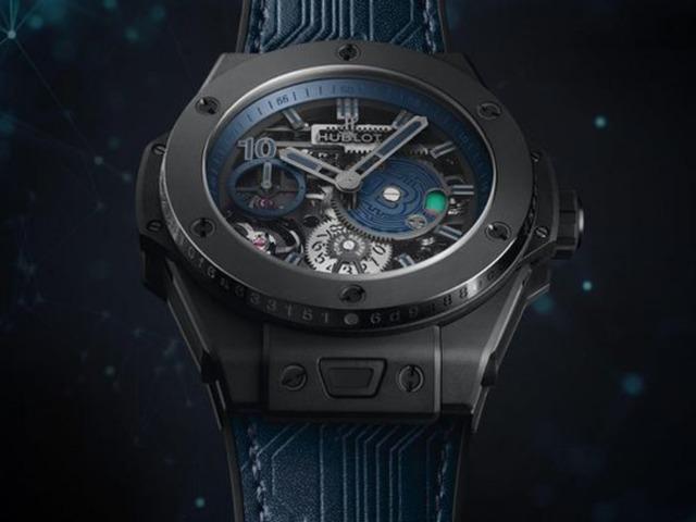 Bitcoin.comがスイス高級時計フランク ミュラーとコラボでBCHモチーフの腕時計を発売