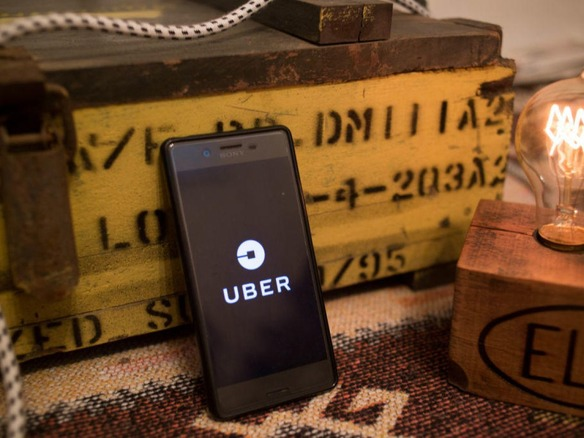 英蘭当局、Uberに計1.3億円の制...