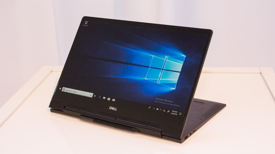 「Inspiron 15 7000 2-in-1 Black Edition」