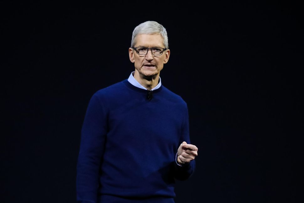 Apple Tim Cook CEO