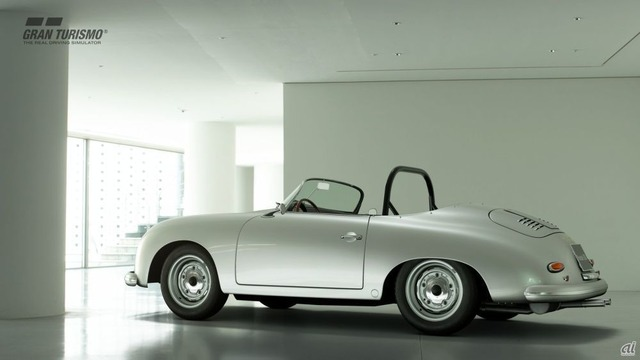ポルシェ356 A/1500 GS GT Carrera Speedster'56