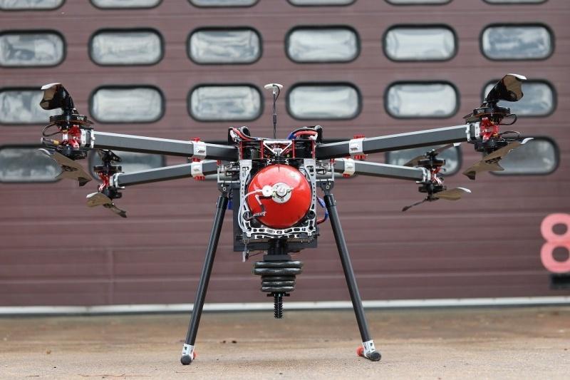 【テクノロジー】水素で飛ぶ燃料電池ドローン、5kg積んで連続70分飛行–英国で開発