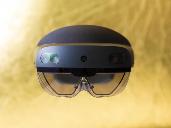 マイクロソフト、「HoloLens 2」発表--約39万円、視野角は2倍に