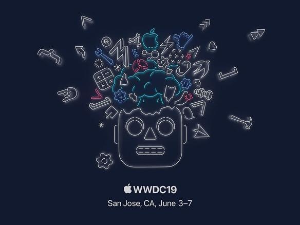 アップル开発者会议「WWDC 2019」、6月3日