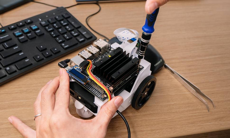 【製品】NVIDIA、1万円台の小型AIコンピュータ「Jetson Nano」を発表