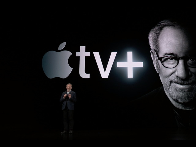 cnet.com - 山川晶之 (編集部) - アップル、独自作品の動画サブスクサービス「Apple TV+」発表--スピルバーグ監督らが参加