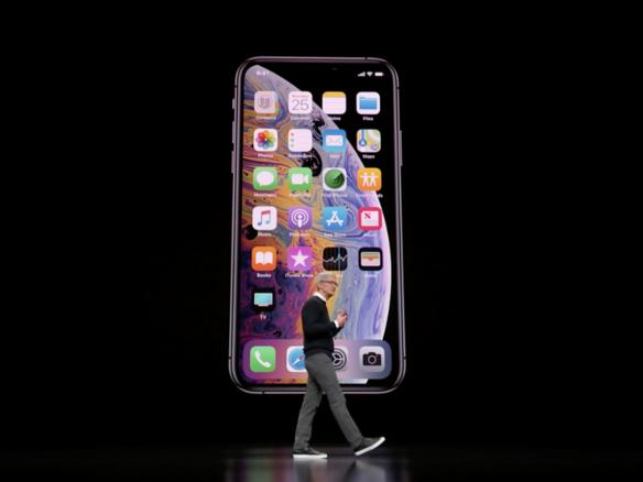 「iPhone」依存から脱却できる日はくるのか--発表イベントに見るアップルの今後