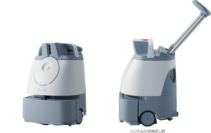 バキュームAI清掃ロボット「Whiz(ウィズ)」