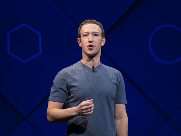 Facebook、ザッカーバーグCEOの警備費は約22億円