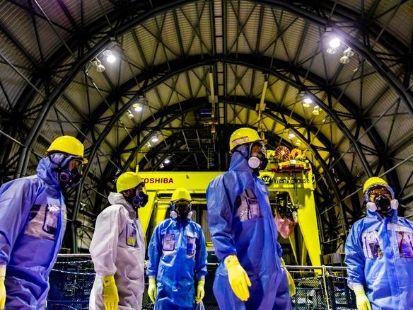 ロボットは福島第一原発「廃炉」への希望となるか--現地取材レポート