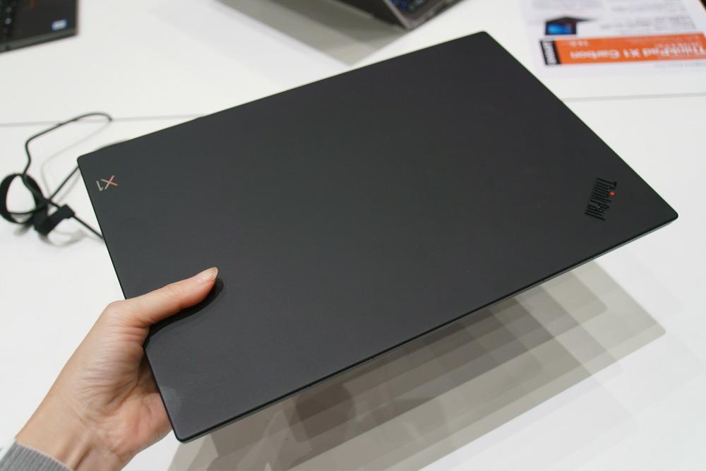 ThinkPad X1シリーズ、働き方改革を支えるデバイスへ--オンライン会議
