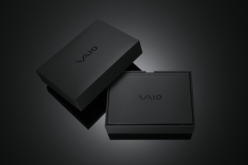 「VAIO SX12 ALL BLACK EDITION」