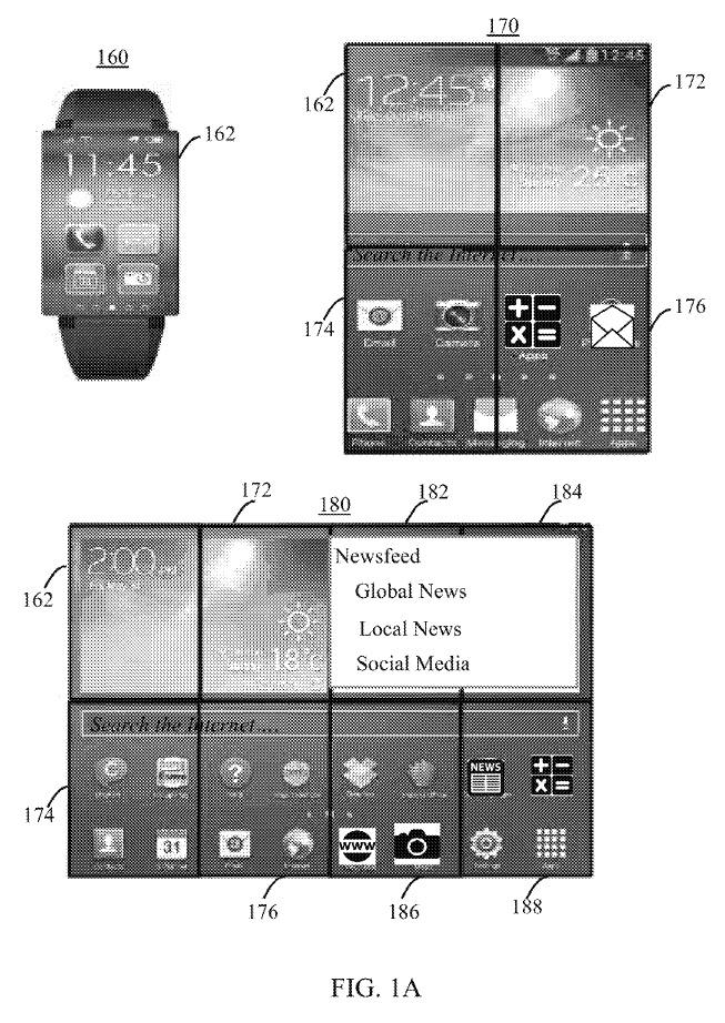 【技術】IBM、スライド式ディスプレで画面サイズを広げられるスマートウォッチ–特許を取得