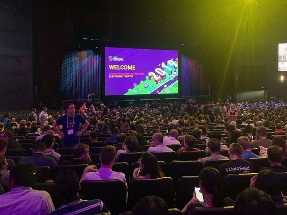 """学会というより未来を描くCGの""""お祭り""""--「SIGGRAPH 2019」現地 ..."""