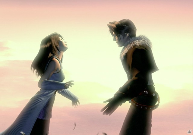 「FINAL FANTASY VIII Remastered」スクリーンショット