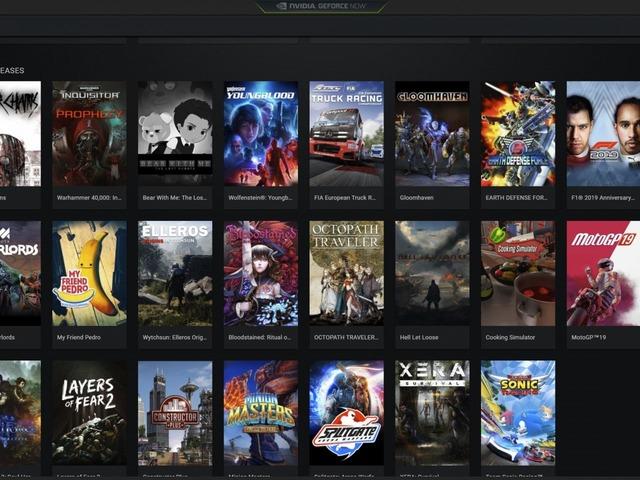 NVIDIAのクラウドゲームサービス「GeForce NOW」、Androidにも対応へ