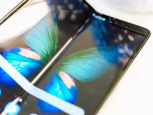 写真で見る「Galaxy Fold」--改良された画面やヒンジはいかに