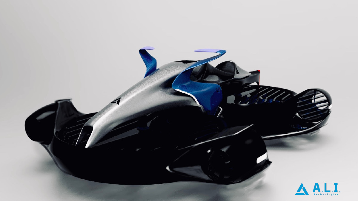 "「Air-Mobility ""XTURISMO"" LIMITED EDITION」"