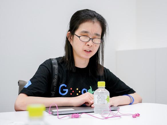 """視覚障害者に""""安心できる移動""""を--Googleマップ、ルートを詳細に音声 ..."""