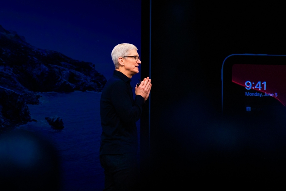 Apple CEO Tim Cook氏