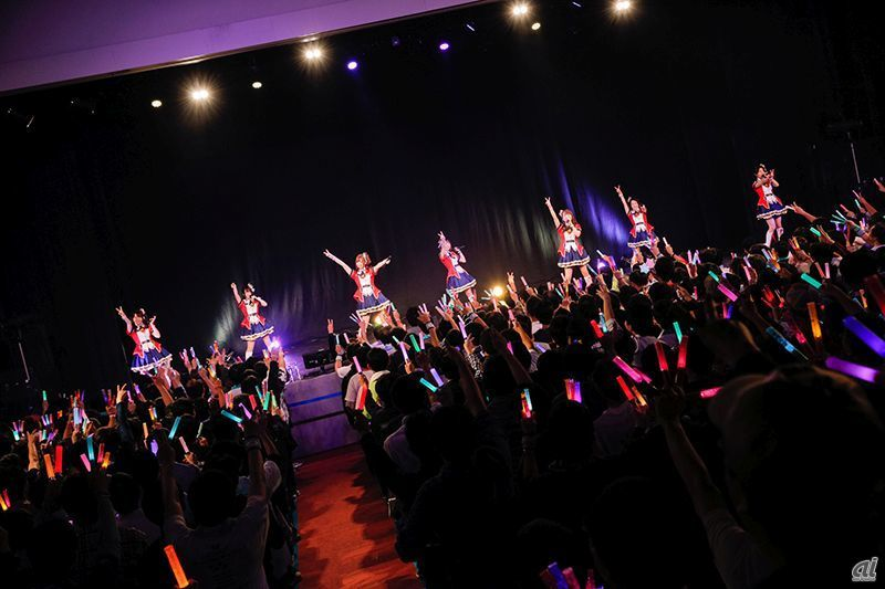 「THE IDOLM@STER MILLION LIVE! MILLION THE@TER GENERATION 16&17」発売記念イベントの様子