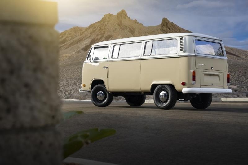 1972年モデルがベース(出典:Volkswagen of America)