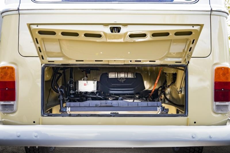 e-Golfの電動機構を移植(出典:Volkswagen of America)