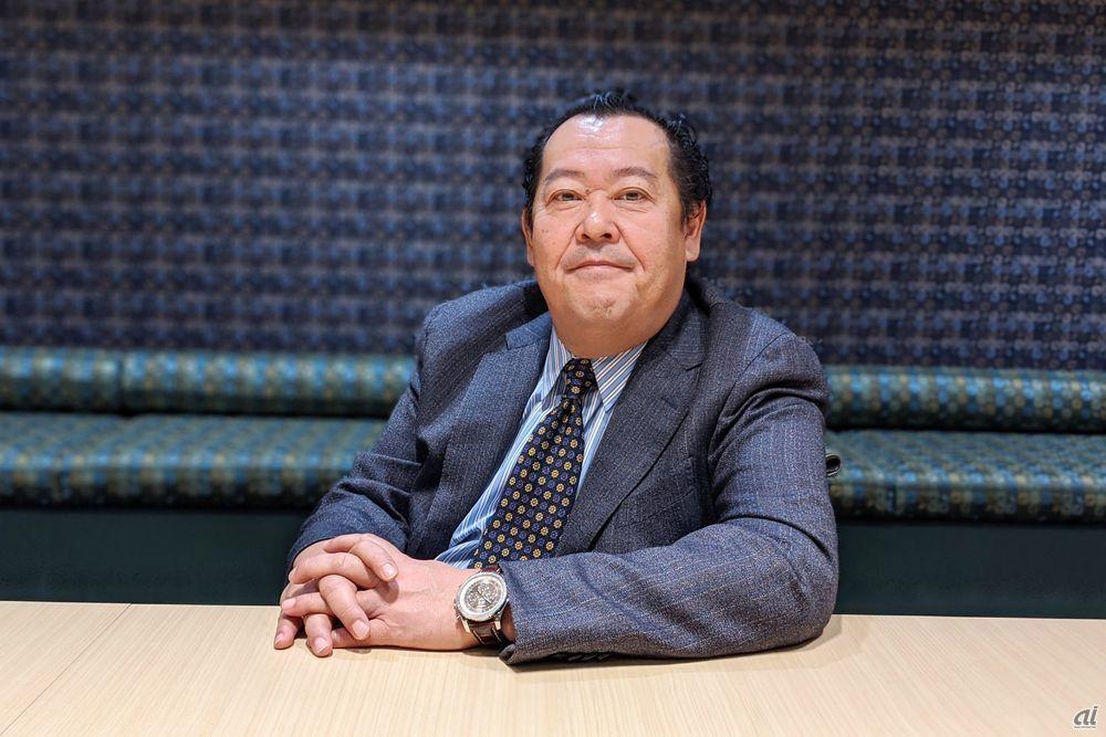 President of Amazon Japan Jeff Hayashida