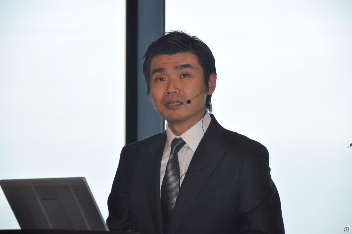 Mr. Hiroaki Kimura, President and CEO of Mixi